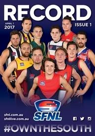 SFNL 2017 Rd 1 Cover