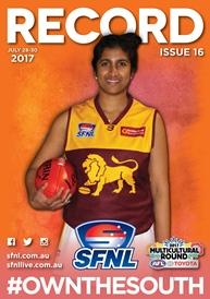 SFNL 2017 Rd 16 Cover
