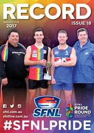 SFNL 2017 Rd 18 Cover
