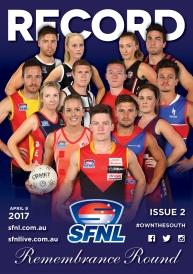 SFNL 2017 Rd 2 Cover