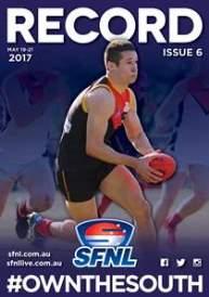 SFNL 2017 Rd 6 Cover