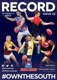 SFNL 2017 Wk 2 Cover