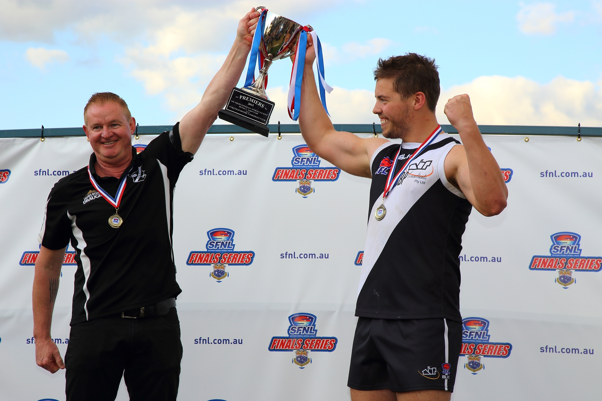 Oakleigh District premiershp coach Shayne Sheedy will lead Heatherton in Division 3 next year.