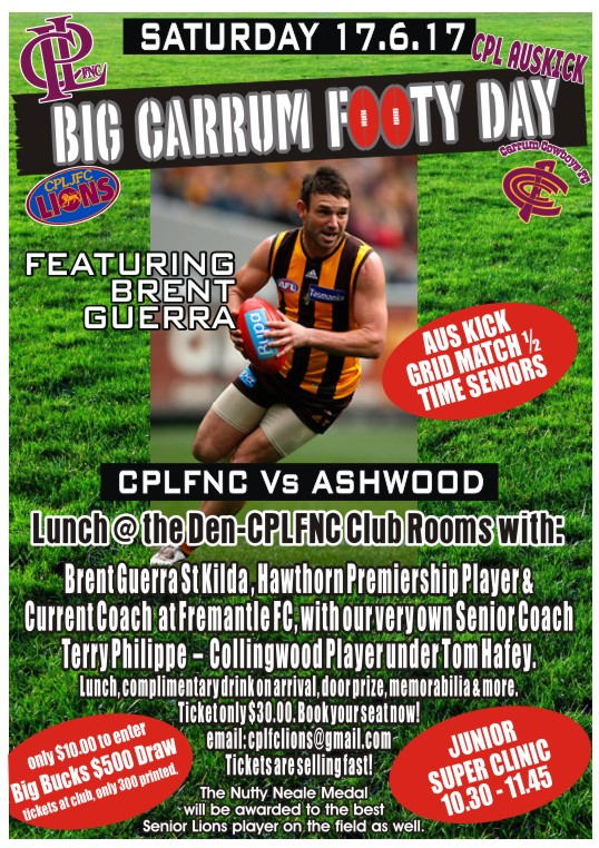 Carrum Big Footy Day