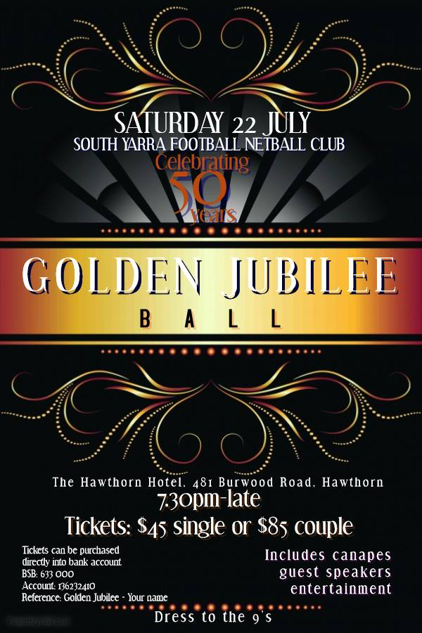 Golden Jubilee Ball