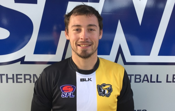 The electric Jake Chapman was voted the Player of the Day by the SFNL radio team after his stunning four-goal blitz sunk CPL in last year's Div 3 Elimination Final