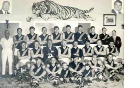 Mentone Football Club - 1967