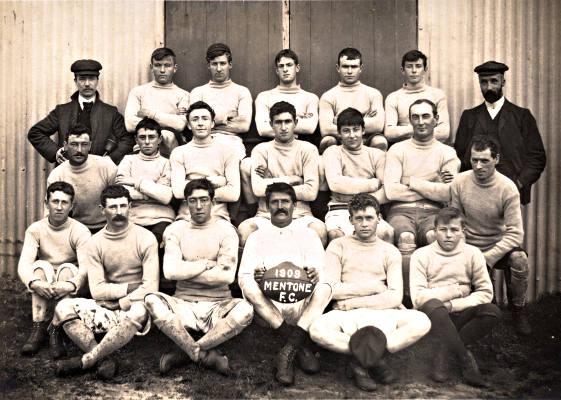 Mentone FC - 1909