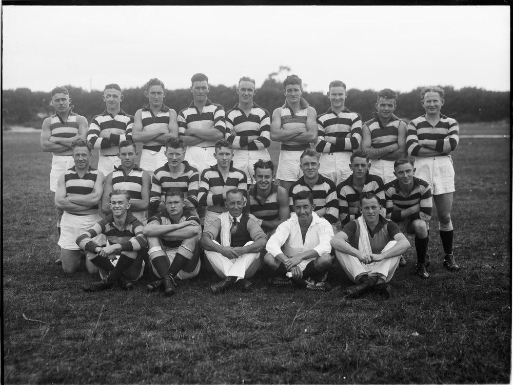 Chelsea Football Club - 1937