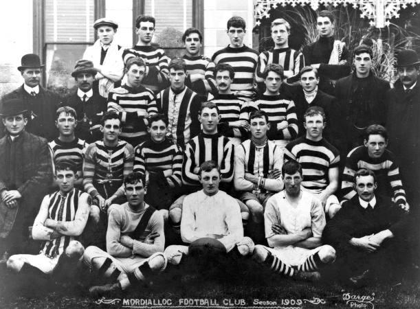 Mordialloc FC - 1909