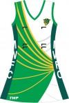 MOUNT WAVERLEY Netball Dress