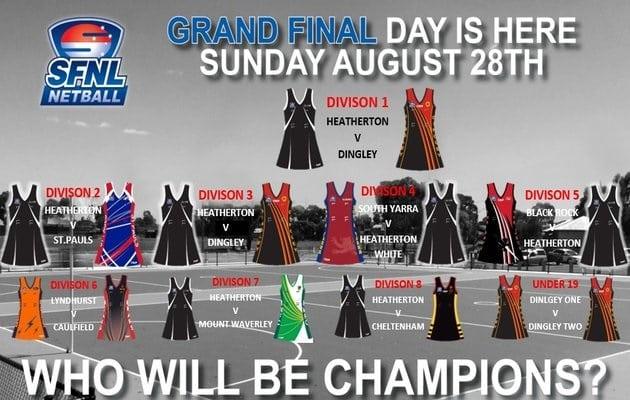 Netball Grand Final 2016