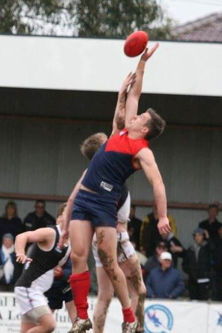 Expect Demons ruckman Andrew Walsh to again have an influence.