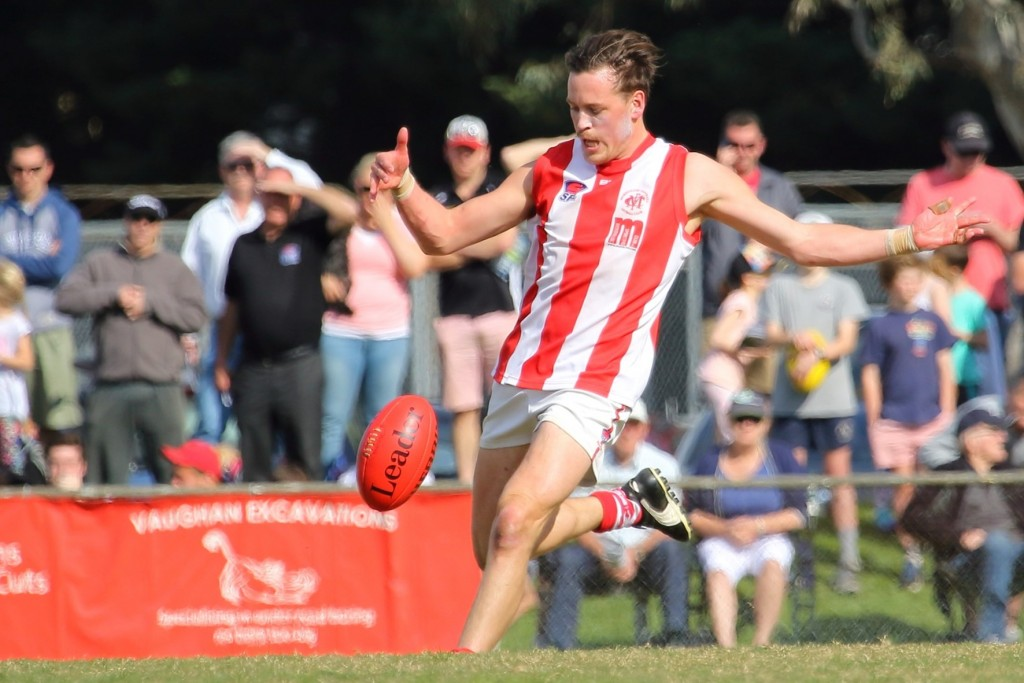 Mr Consistent Todd Bastion claimed yet another Mordialloc Best & Fairest this year.