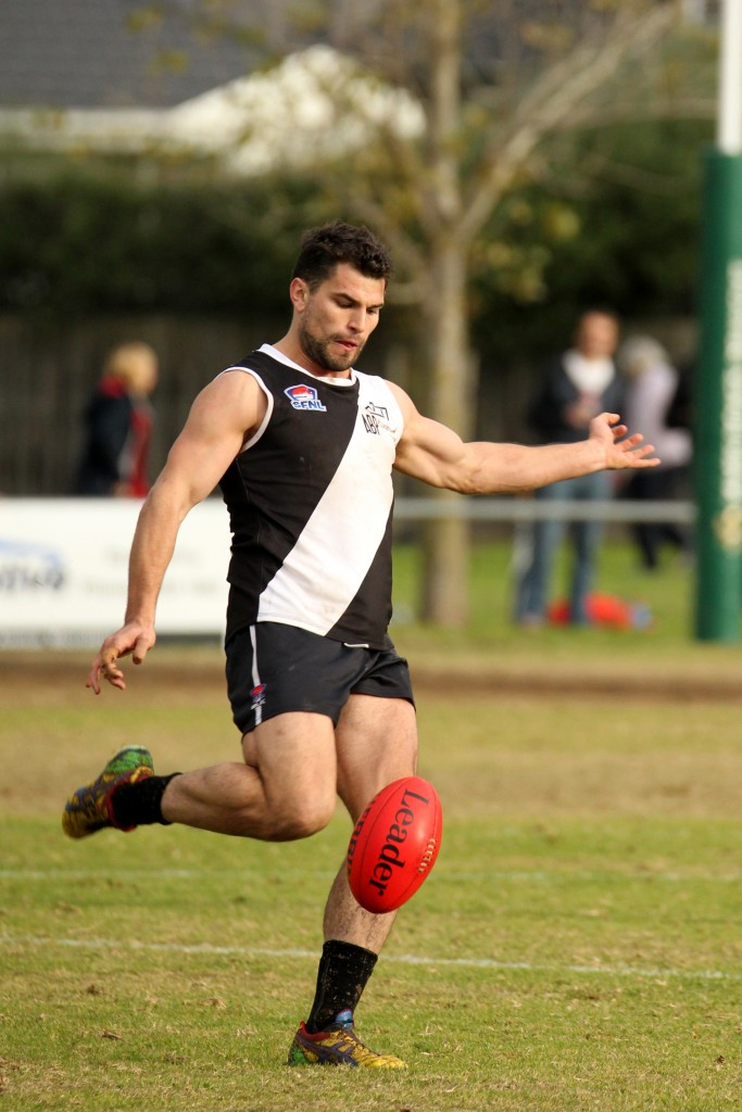 Oakleigh veteran Paul Fermanis made a welcome return to the club this year.