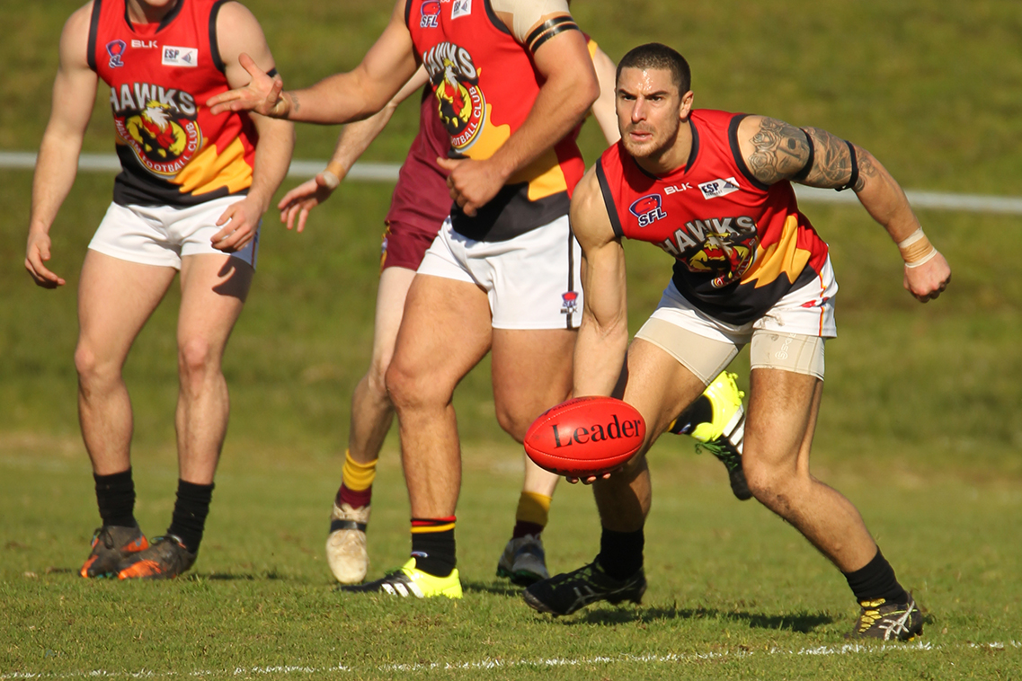 The Hawks surprised many with it's stunning improvement from cellar-dweller to flag contender.