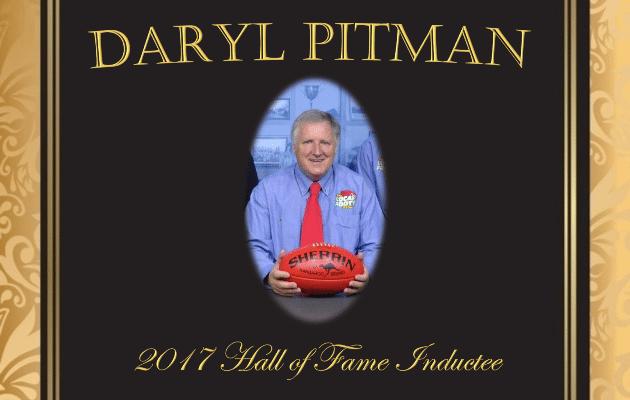 Daryl Pitman