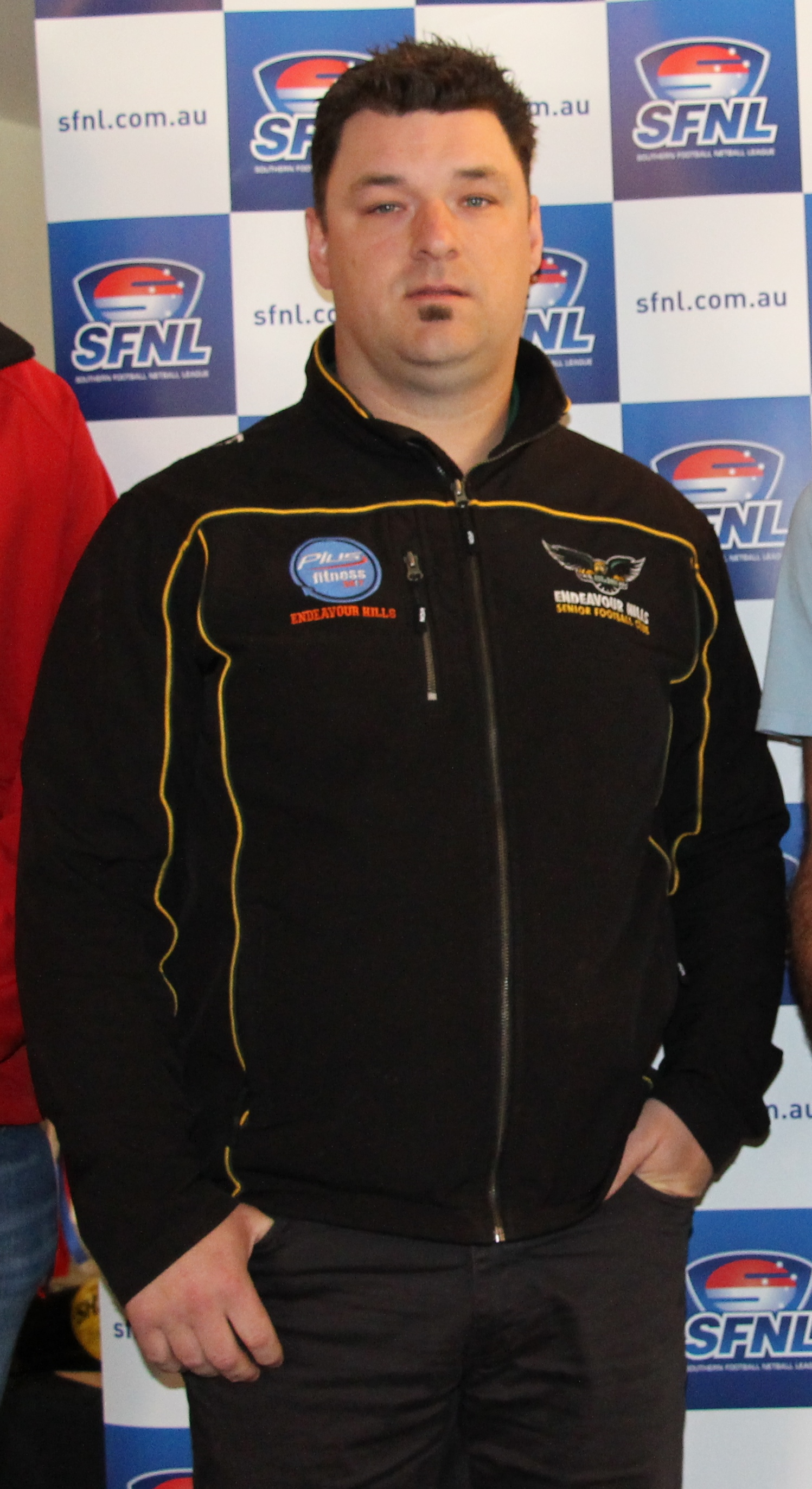 Rob Dipper led the Falcons to a maiden Grand Final in his first season in charge.