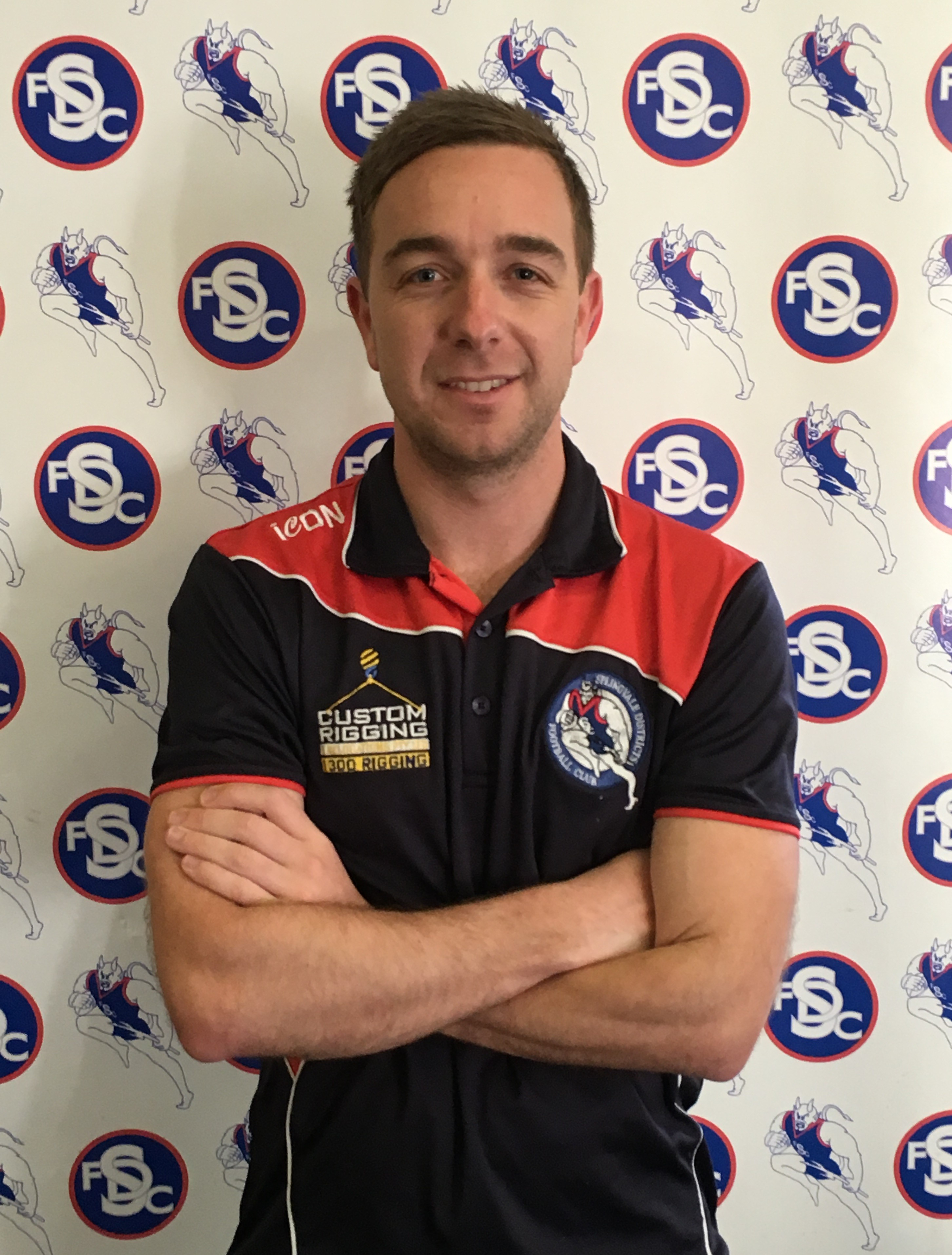 Kris Thompson has been officially appointed the Demons' Senior Coach for 2018.